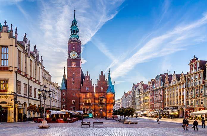 Rynek pracy we Wrocławiu