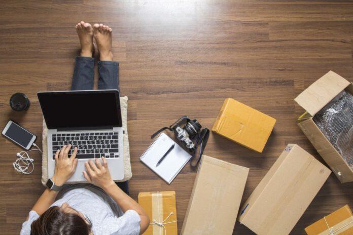 Jak nadać przesyłkę online