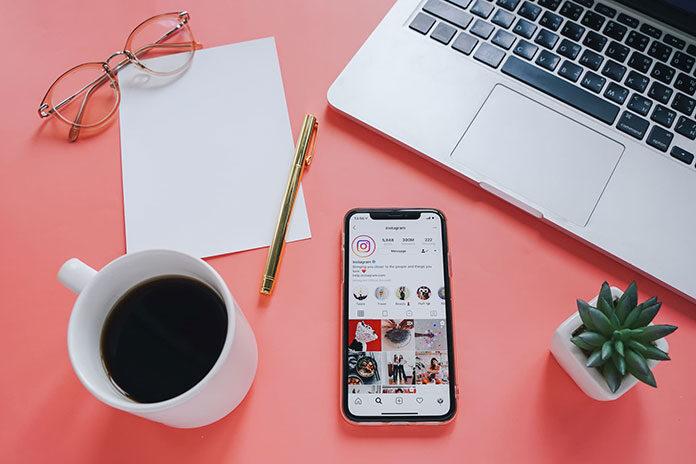Promowanie firmowego profilu na Instagramie
